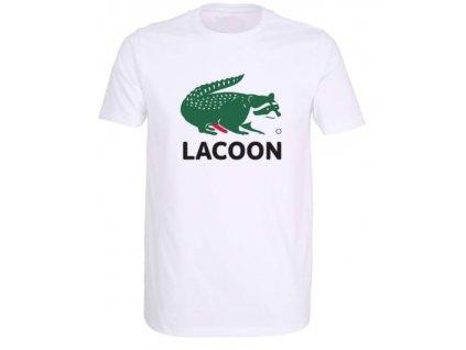 Triko Raccoon Laccoon White