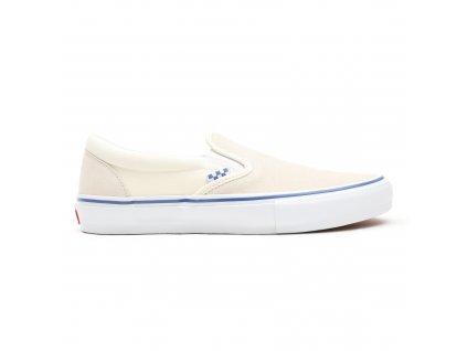 Boty Vans Skate Slip-On Off White