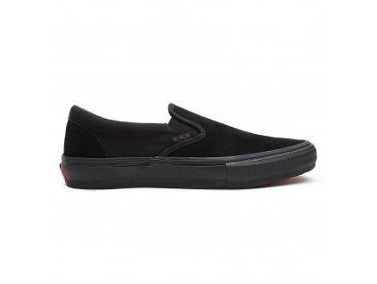 Boty Vans Skate Slip-On Black/Black
