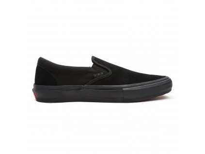 Boty Vans Skate Slip-On Black/Black
