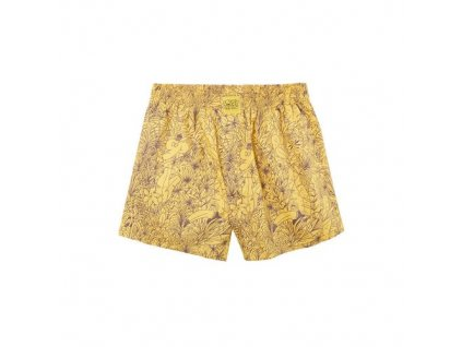 Trenýrky Lousy Livin Boxershorts Tropical (Yellow)