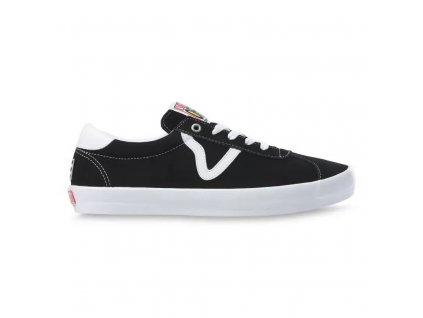 Boty Vans Skate Sport Black/White