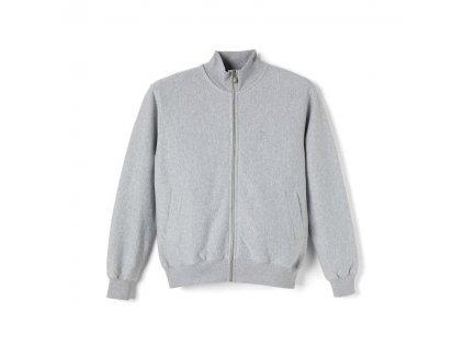Mikina Polar Torsten Track Jacket Sport Grey