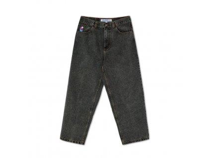 Kalhoty Polar Big Boy Jeans Washed Black