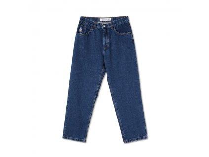 Kalhoty Polar 93! Denim Pants Dark Blue