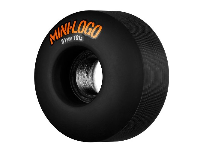 Kolečka Mini Logo C-Cut Black 51 mm
