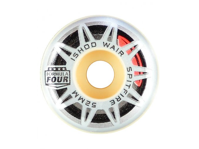 Kolečka Spitfire Formula Four Ishod Burnouts Conical 99du 52 mm