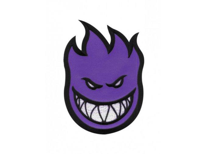 Nášivka Spitfire Patch Bighead Purple