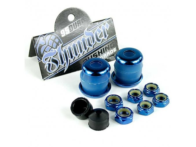 Silentblocky Thunder Rebuild Blue 95DU (Medium)