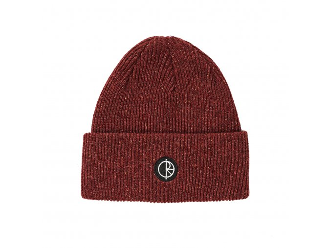 Kulich Polar Harbour Beanie Dark Red