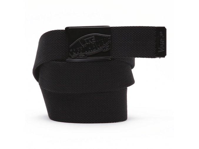 Pásek Vans Conductor Web Belt Black