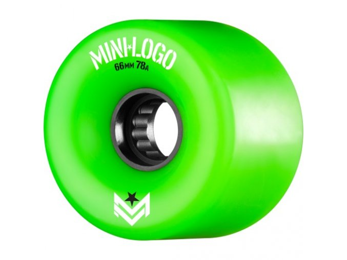 Kolečka Mini Logo A.W.O.L. A-cut Green 66 mm 78A