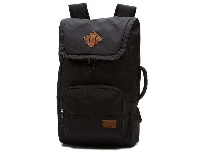 Batoh Vans Divert Backpack True Black