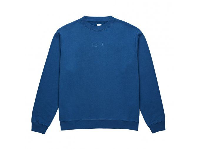 HW CREWNECK BLUE 1