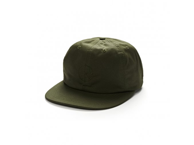 WAXED COTTON CAP GREEN 1