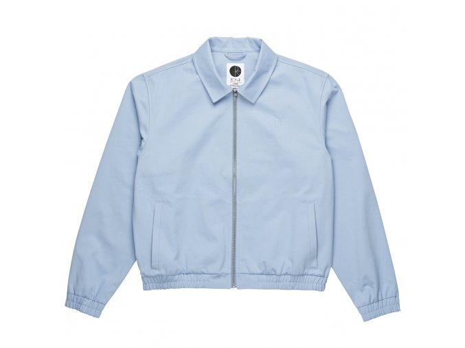 Bunda Polar Herrington Jacket (Dusty Blue)