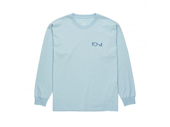 Triko Polar Rocket Man Longsleeve (Light Blue)