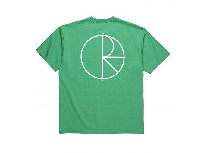 Triko Polar Stroke Logo Tee Green