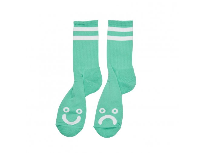 Ponožky Polar Happy Sad Socks Mint