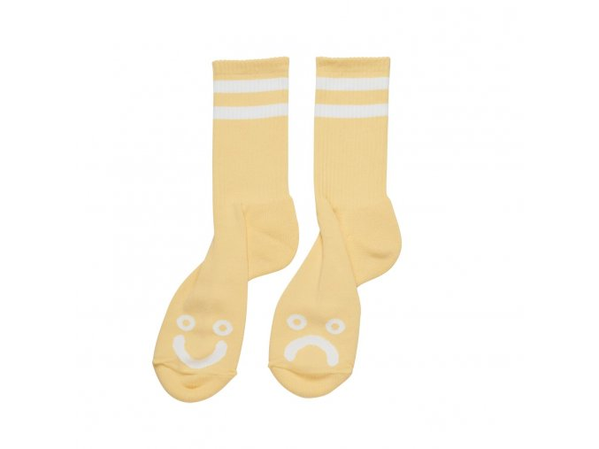 Ponožky Polar Happy Sad Socks Light Yellow