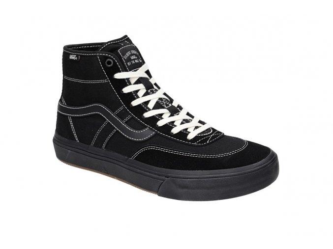 Boty Vans Gilbert Crockett High Pro Black/Black