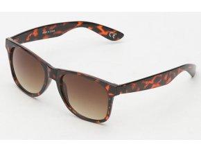 Sluneční brýle Vans Spicoli 4 Shades Tortoise Shell Brown