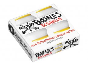 WHITE BUSHINGS MED