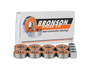 Ložiska Bronson Speed Co. G2