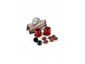 Silentblocky Thunder Rebuild Red 90DU (Soft)