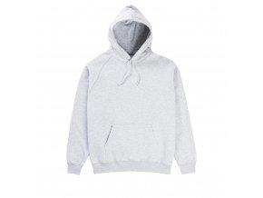 Mikina Polar Default Hood Sport Grey