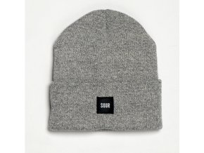 Kulich SOUR Army Beanie Heather Grey