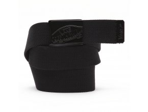 Pásek Vans Conductor Web Belt Black