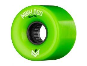 Kolečka Mini Logo A.W.O.L. A-cut Green 59 mm 78A