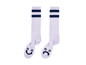 Ponožky Polar Happy Sad Classic Socks Lavender