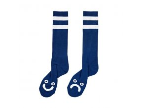 Ponožky Polar Happy Sad Classic Socks Navy