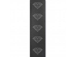 Grip Diamond Brilliant Griptape White (9 palců)