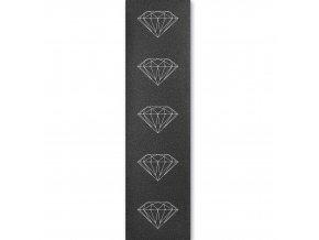 Grip Diamond Brilliant Griptape White (9 palců)