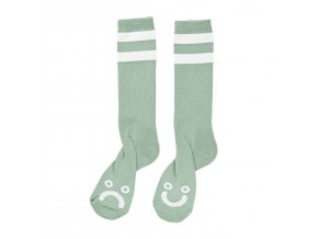 Ponožky Polar Happy Sad Socks Seafoam Green
