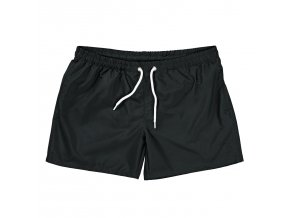 Kraťasy Polar Beach Shorts Black