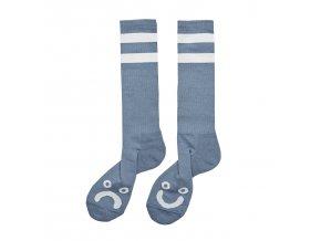 Ponožky Polar Happy Sad Socks Slate Blue