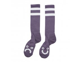 Ponožky Polar Happy Sad Socks Lilac