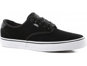 Boty Vans Chima Pro (Suede) Black/White