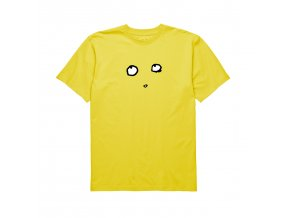 Triko Polar Eyes Tee Yellow
