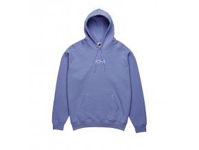 Mikina Polar Default Hoodie Baja Blue