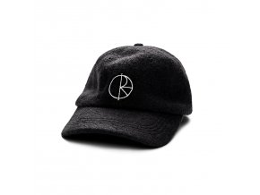 BOILED WOOL CAP BLACK 1