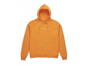 Mikina Polar Default Hoodie (Orange)