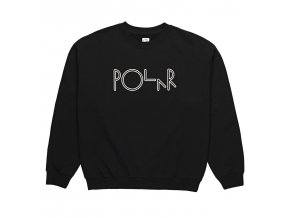 Mikina Polar American Fleece Crewneck (Black)