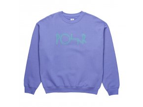 Mikina Polar American Fleece Crewneck (Violet)