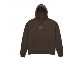 Mikina Polar Default Hoodie (Brown)