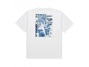 Triko Polar Stage Three Tee (White)